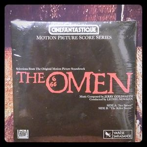 The Omen Viny